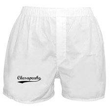 Vintage Chesapeake Boxer Shorts