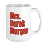 Mrs. Derek Morgan Criminal Minds Mug