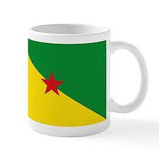 French Guianese Flag Mug