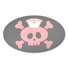 Nurse Lolly Decal