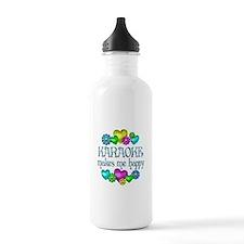 Karaoke Happiness Water Bottle