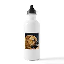 Bullmastiff Water Bottle