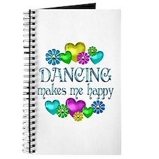 Dancing Happiness Journal