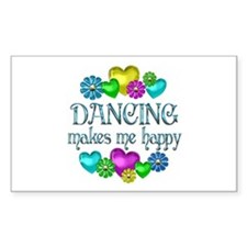Dancing Happiness Bumper Stickers