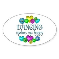 Dancing Happiness Decal