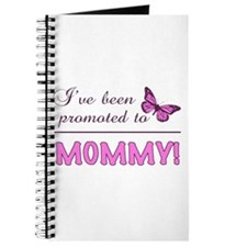 Promoted To Mommy Journal
