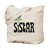Cute Eastern star Tote Bag
