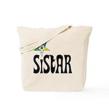 Cute Eastern star Tote Bag