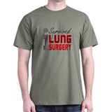 Lung Surgery Survivor T-Shirt