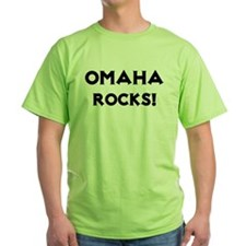 Omaha Rocks! T-Shirt