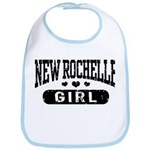 New Rochelle Girl Bib