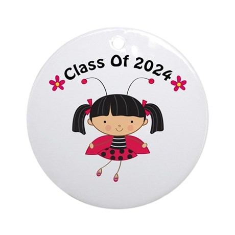 2024 Class Gift Ornament (Round)