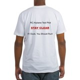 RC Airplane Test Pilot Shirt