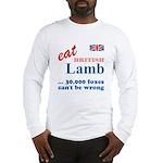 Slam in the Lamb Long Sleeve T-Shirt