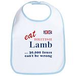 Slam in the Lamb Bib