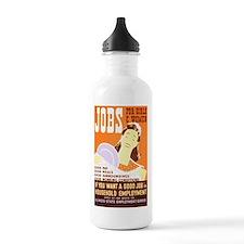 WPA Jobs for Women Water Bottle