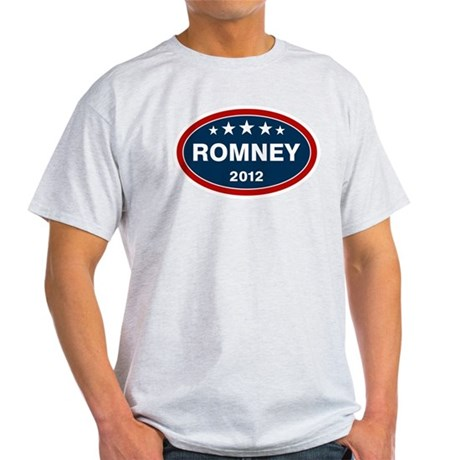 Romney 2012 [blue] Light T-Shirt
