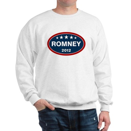 Romney 2012 [blue] Sweatshirt