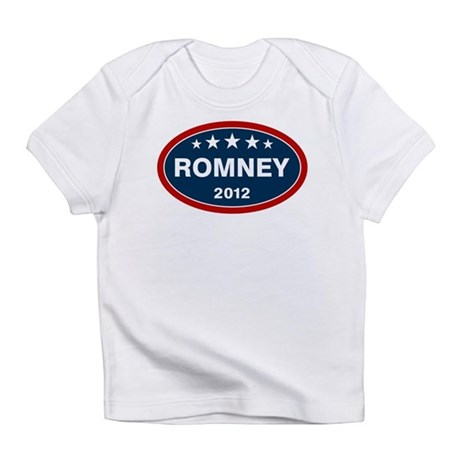 Romney 2012 [blue] Infant T-Shirt