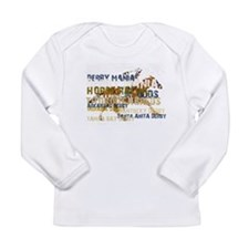 Derby Mania Long Sleeve Infant T-Shirt