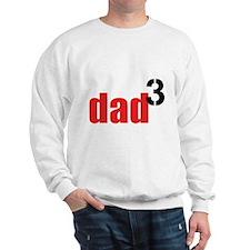 DAD # (customizable) Sweatshirt