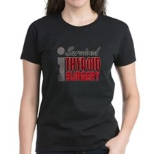 Thyroid Surgery Survivor Tee