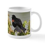 Redwing Singing Mug