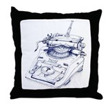 Seinsmaschine Throw Pillow