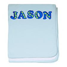 Jason baby blanket