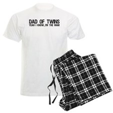 Dad of twins Pajamas