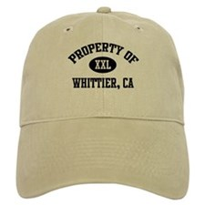Property of Whittier Baseball Cap