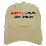 Contents Under Pressure Baseball Cap