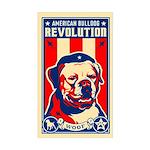 American Bulldog Revolution! Sticker