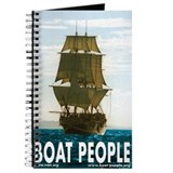Tall-ship graphic : Journal