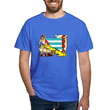 Vintage CUBA - T-Shirt