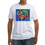 tropical forest animals mola Shirt