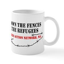 Tear Down the Fences : Mug