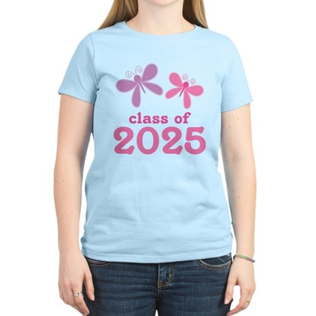 2025 Girls Graduation Women's Light T-Shirt