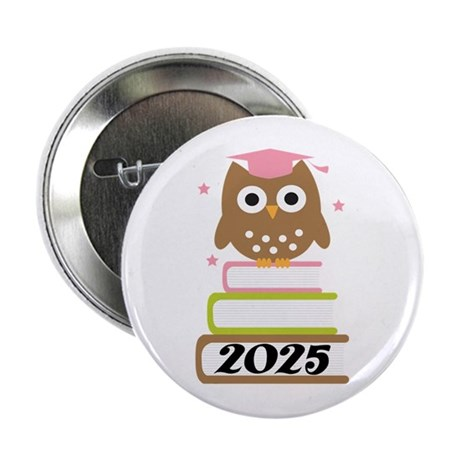 """2025 Top Graduation Gifts 2.25"""" Button"""