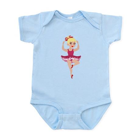 Ballerina Infant Creeper