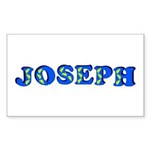 Joseph Sticker (Rectangle 50 pk)