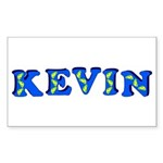 Kevin Sticker (Rectangle 10 pk)