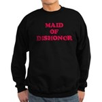 Maid of Dishonor Sweatshirt (dark)