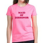 Maid of Dishonor Women's Dark T-Shirt