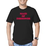 Maid of Dishonor Men's Fitted T-Shirt (dark)