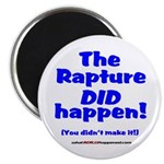 The Rapture Magnet