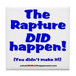 The Rapture Tile Coaster