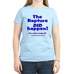 The Rapture Women's Light T-Shirt