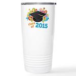 Class of 2015 Stainless Steel Travel Mug