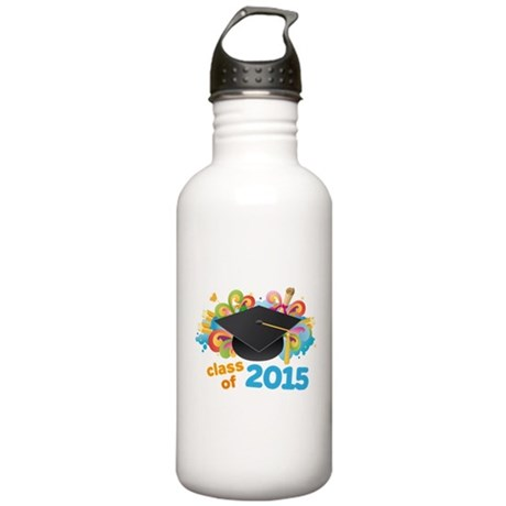 Class of 2015 Stainless Water Bottle 1.0L